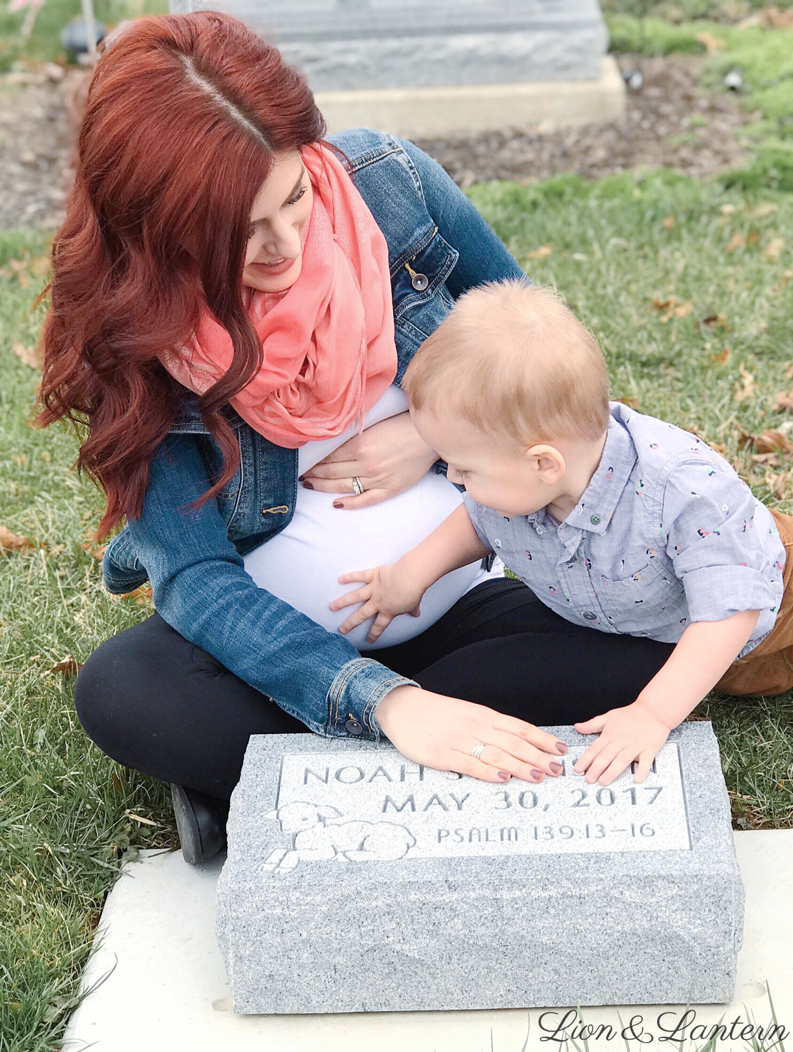 Dear Noah: Our Baby In Heaven at LionAndLantern.com. Miscarriage, pregnancy loss, infant loss, Christian mom, pregnancy and infant loss, miscarriage anniversary, miscarriage awareness