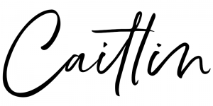 Caitlin | caitlinmariedesign.com