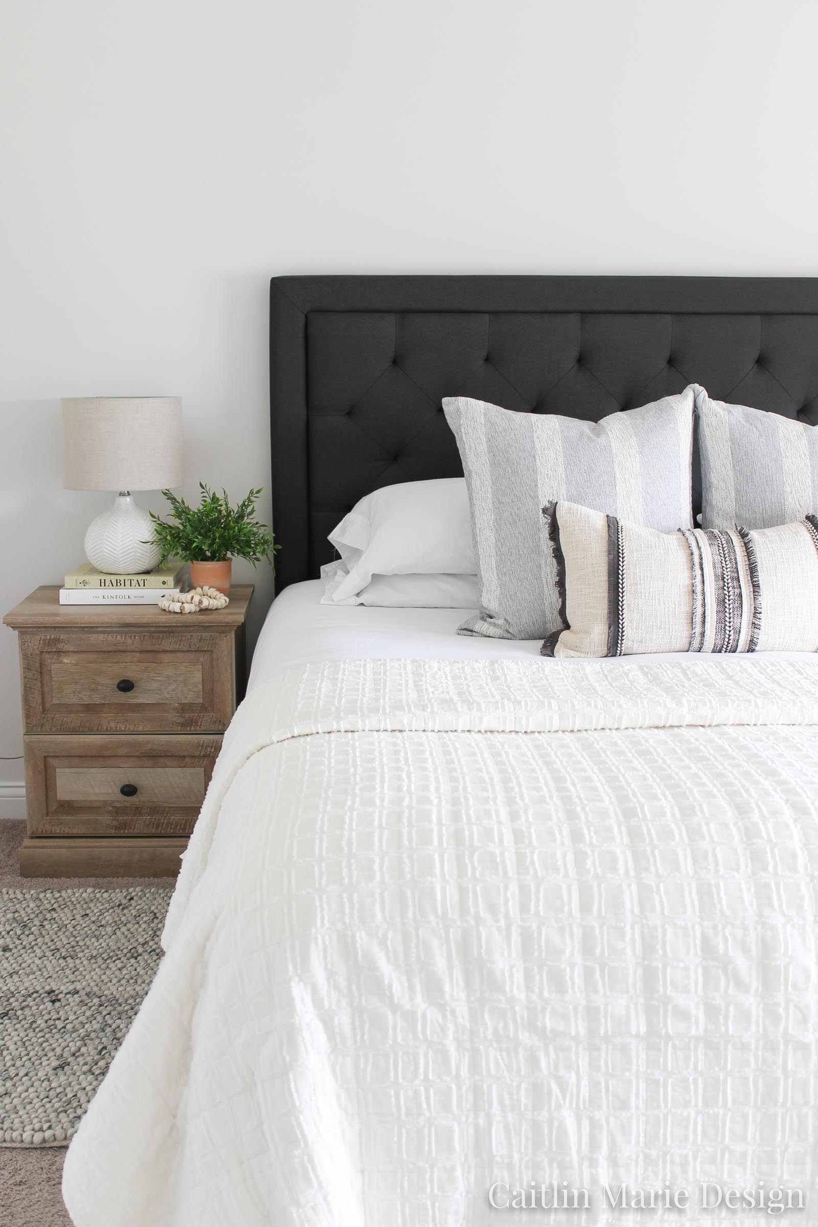 Coastal Master Bedroom Update Caitlin Marie Design